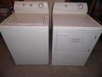 maytag performa washer and electric dryer
