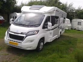 Elddis Encore 255, 2015, Rear Fixed Bed, Cab Air Con, Urgent Viewing Recommended