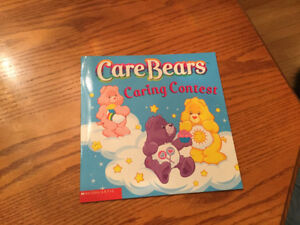Care Bears Books  (NEW)