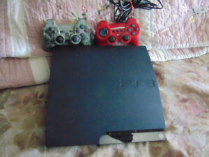 PS3 27 games, 2 controllers OBO