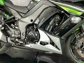 Kawasaki Z1000 SX MGF ABS Full Luggage