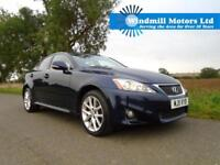 2011/11 LEXUS IS 200 2.2 TD SE 4DR BLUE - 150 BHP - GREAT SPEC - MUST SEE