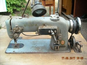 Old Antique Singer Sewing Machine
