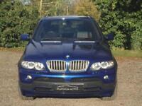 BMW X5 4.8 is S 5dr - Le Mans Blue / Low Mileage