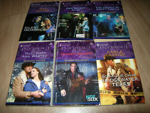 Cheap pocket books (Harlequin and others)