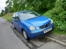 VW polo £1000
