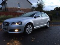 Audi A3 SE TDI Sportback 59PLATE Cheapest on the net ! PLEASE READ ADD BEFORE CONTACT !