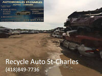 RECYCLE AUTO LAC-ST-CHARLES