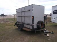 Well built 4'X10' Cargo trailer, worth checking out  REDUCED