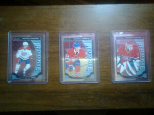 best offer i have 7 hockey card for sale all in plastic seal