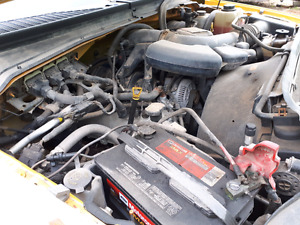 PARTING OUT F250 SUPER DUTY TRUCKS