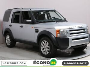 2008 Land Rover LR3 SE 4WD A/C GR ELECT CUIR TOIT MAGS