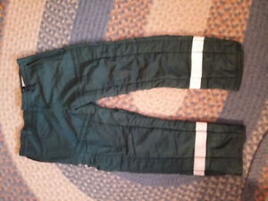 Chainsaw Pants -AGO   Full Pant with Frontal Protection  Cat# B