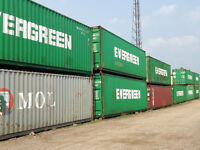 40' Storage Container Priced to Sell!!!