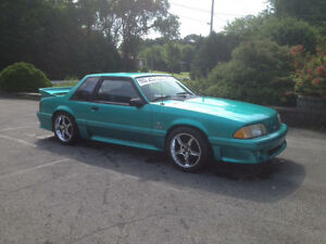 1993 Ford Mustang Autre