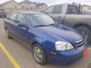 2004 freshly saftied chevy optra for sale