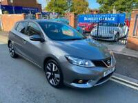 Nissan Pulsar 1.2 DIG-T ( 115ps ) ( s/s ) 2016MY N-Connecta