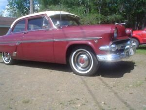 1954 FORD 2dr. Original paint & interior 34937 miles from kansas