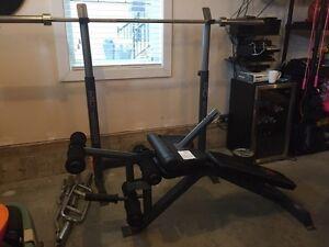 Home weight set