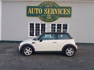 END OF MONTH CLEAR OUT!!! 2009 MINI COOPER...FINANCING OAC!!!