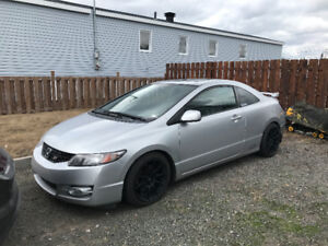 Honda Civic Si 2010 k24 TRES PERFORMANT