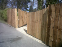 Landscape Gardener available in Edinburgh and the Lothians - Fencing,Decking,Patios,Turfing