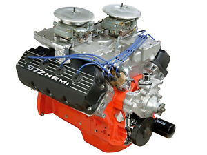 WANTED: 426 HEMI STROKER ENGINE BIG INCH 528 OR 572""