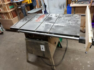 Table and Jig Saw