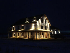 Commercial residential in Rimbey Shop for Rent