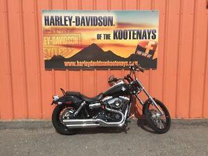 2013 Harley-Davidson FXDWG - Dyna Wide Glide