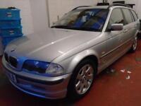 2000 BMW 3 SERIES 2.2 320I SE TOURING 5D AUTO 168 BHP