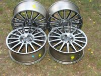 "17"" Ford Focus rims"
