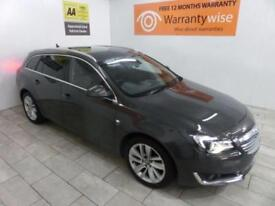 GREY VAUXHALL INSIGNIA 2.0 ELITE NAV CDTI AUTO ***from £187 per month***