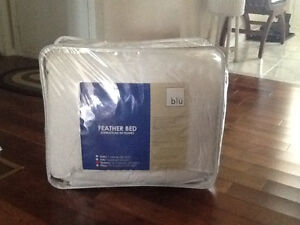 Feather Bed Queen Size