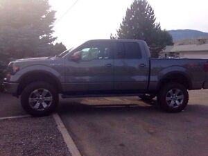 2013 Ford F-150 FX 4