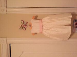 Baby Girl's Baptismal Dress