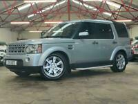 2011 Land Rover Discovery 4 3.0 SD V6 XS 4X4 5dr Auto SUV Diesel Automatic
