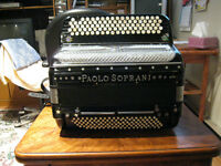 accordeon cromatque