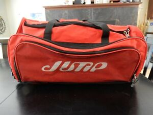 Do you need a Duffel bag on Wheels to carry your sports stuff?