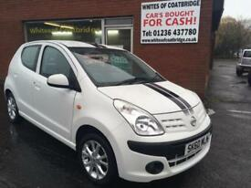 NISSAN PIXO 1.0 ( 67bhp ) N-TEC WITH FULL SERVICE HISTORY++ FINANCE AVAILABLE
