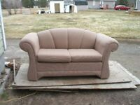 SOLD sofa & hideabed