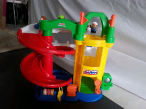Fisher Price Little People Car Toy