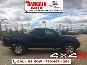 2008 Toyota Tacoma TRD Off Road  4x4 - Automatic - Tow Package