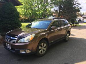 2011 - Subaru Outback - Premium
