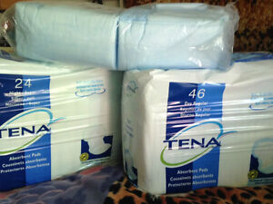 Charity Selling Off Incontinence Supplies at reduced prices