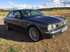 2006(55) Jaguar XJ Sport Premium TDVi LOW MILEAGE