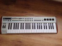 Arturia 49 key midi keyboard