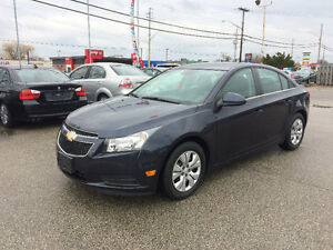 2014 Chevrolet Cruze Remote Starter * LOW KM'S * LIKE NEW * CERT