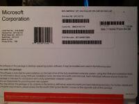 Windows 7 Home Premium & License