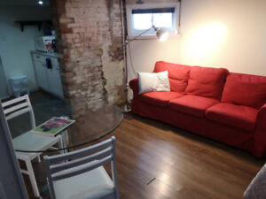 All Inclusive Furnished Studio in Little Italy (Sleeps 3)